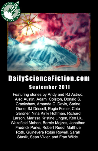 Daily Science Fiction Stories of April 2011